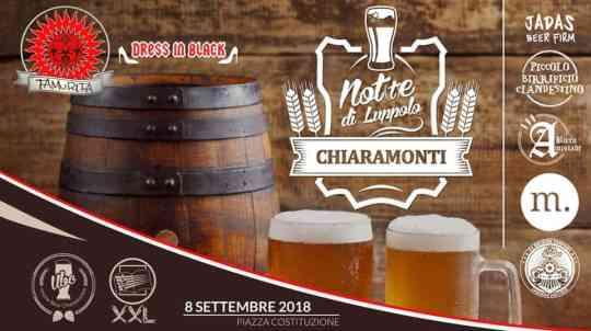 Chiaramonti Not(t)e di Luppolo