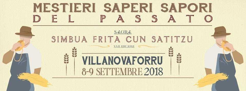 Villanovaforru Mestieri, Saperi e Sapori del Passato