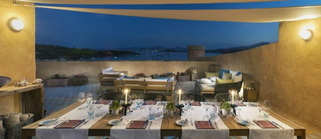 Image result for penthouse suite at hotel cala di volpe