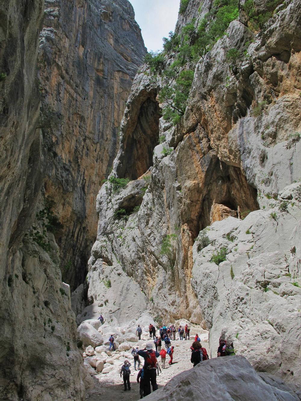 Canyon Gorroppu  Traversata Integrale