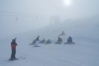 Skifahren in Sardinien 10
