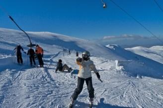 Skifahren in Sardinien 5