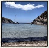 Karibisch schön: Cala Lunga, Südwestküste Sant'Antico