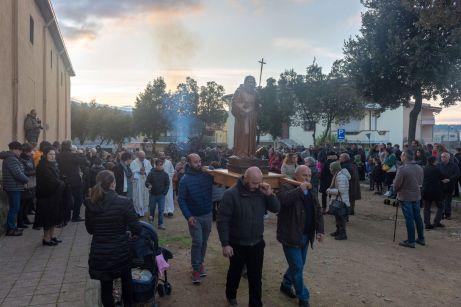 Fest von Sant'Antonio Abate in Mamoiada