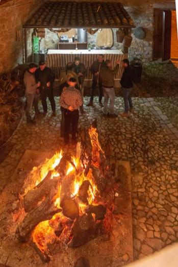 Das Fest von Sant'Antonio Abate in Mamoiada