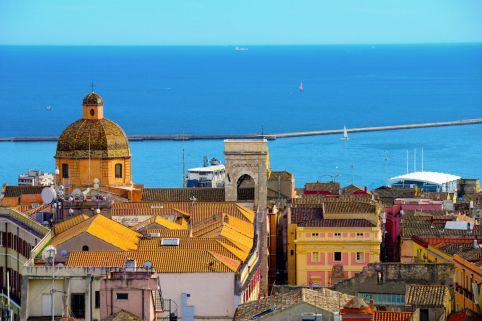 Cagliari, die Inselhauptstadt von Sardinien