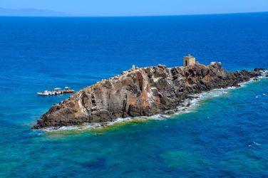 Das Eiland Isola del Coltellazzo