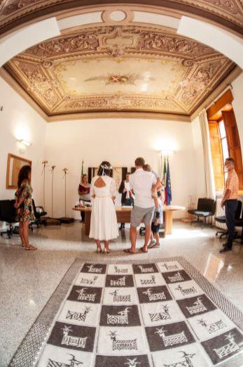 Hochzeit im Bergdorf Ulassai