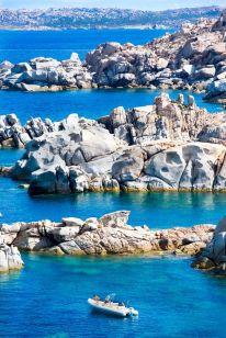 La Maddalena Archipel: Inseln und Inselgruppen vor Sardinien