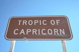 Sardine of Marseille sur le Tropique du Capricorne