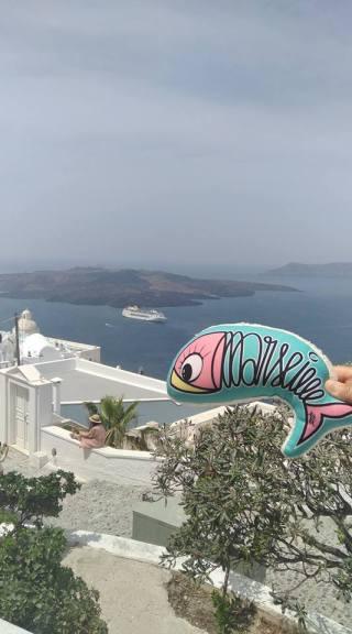 Sardine of Marseille en Grèce