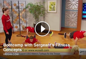 Bootcamp with Sergeant's Fitness Concepts