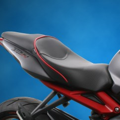 Triumph Street Triple R Wiring Diagram Electrical Stop Start Station Sargent Seats 2013 Custom Front Heated