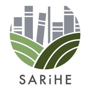 The SARiHE logo