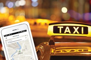 be alert when travelling on cab alone