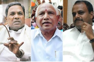 karnatak elections fought over Issue of lewd casteism
