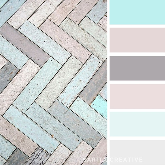 Colour Inspiration // Nordic Wood Panels