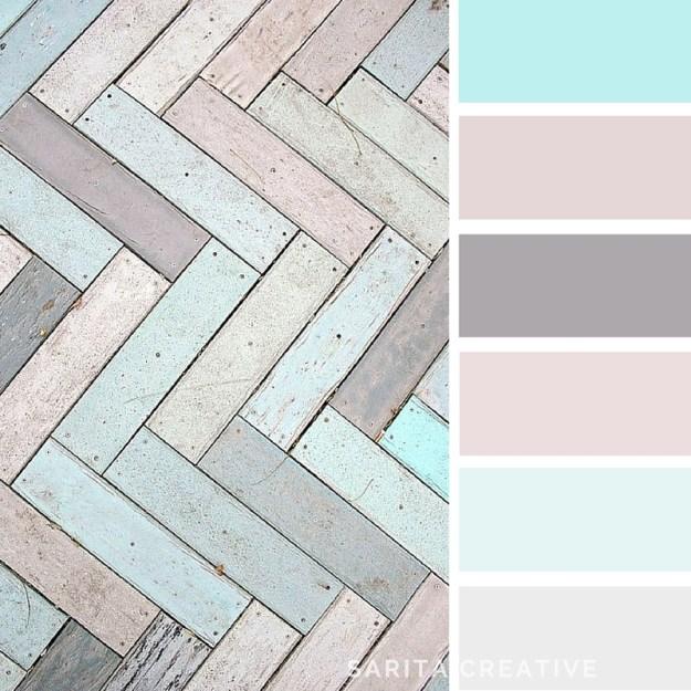Colour Inspiration // Nordic Wood Panels