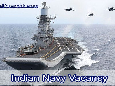 Indian Navy Vacancy