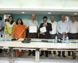 REC SIGNS MOU WITH MINISTRY OF POWER  FOR  FY 2017-18