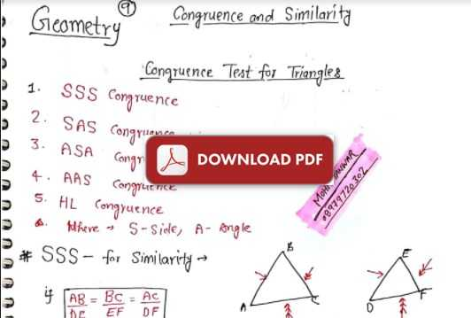 Coordinate Geometry Complete PDF free Download By Mohit Chaudhary
