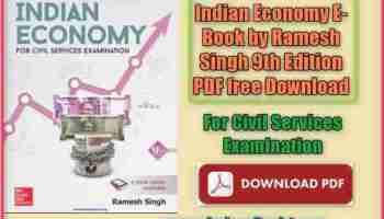 Latest Indian Economy PDF in Hindi by Sanjeev Verma Free
