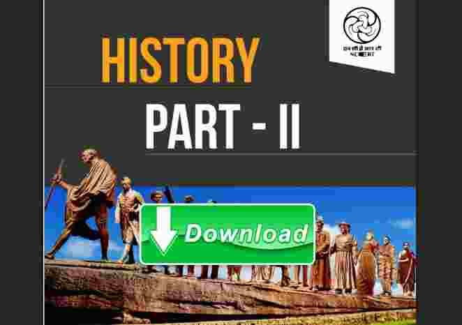 NCERT History Part II Book Download (Class 10th - 12th) in English