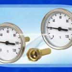Termometre Bi-Metal