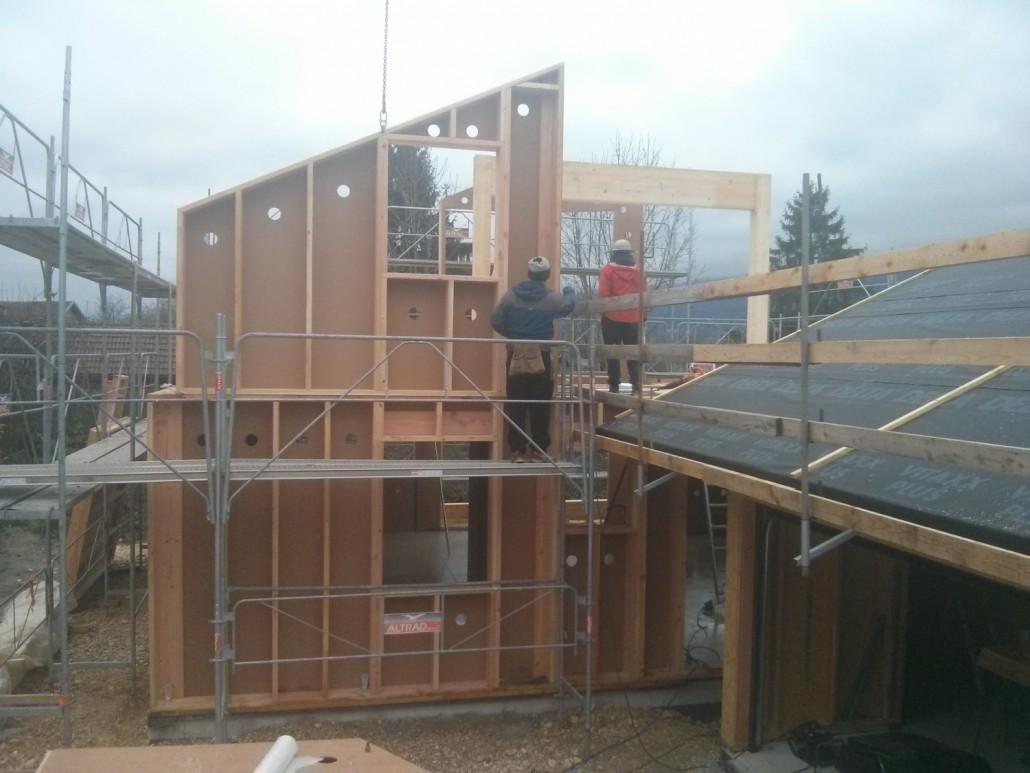 Maison ossature bois cl en main  Villes  Tournier