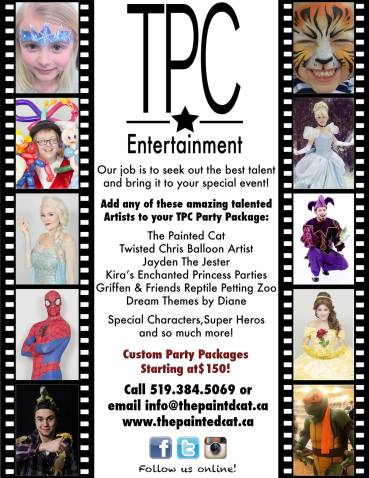 tpc entertainment poster