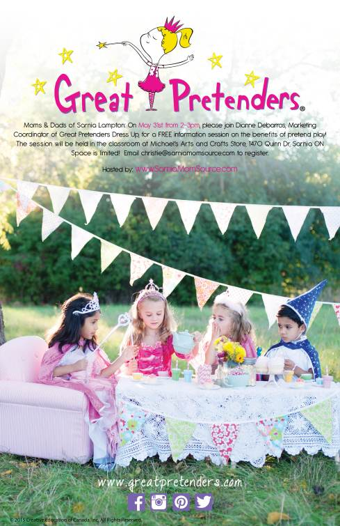 Great Pretenders Info Session