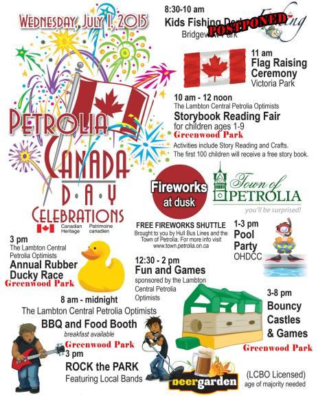 Petrolia Canada Day 2015 (revised)