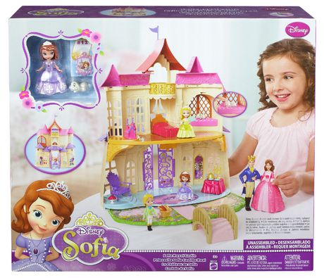 Princess Sofia Castle Walmart deal