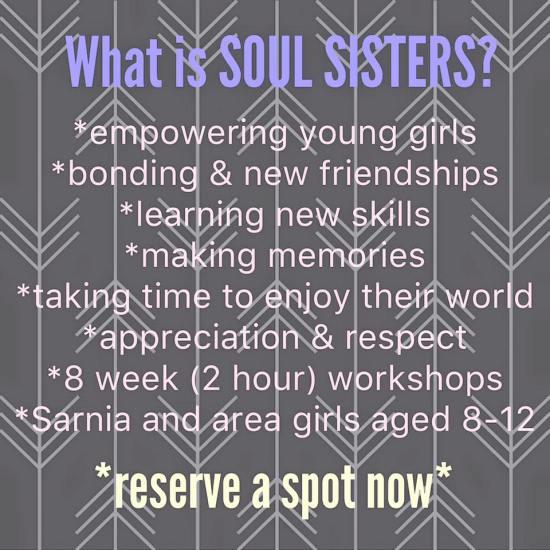 Soul Sisters Sarnia