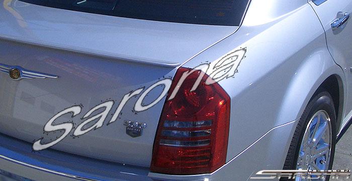 2013 Chrysler 300c Custom Grill
