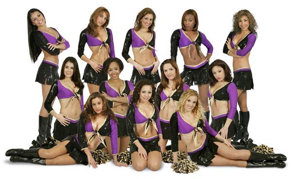 2006 squad lady ravens