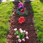 grave tending for overseas relatives