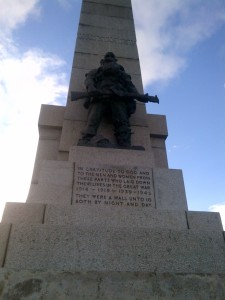 Hoylake and West Kirby War Memorial - Defence