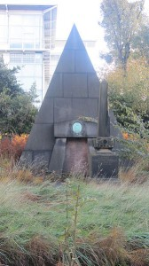 William Mackenzie - Pyramid Memorial, Rodney Street, Liverpool
