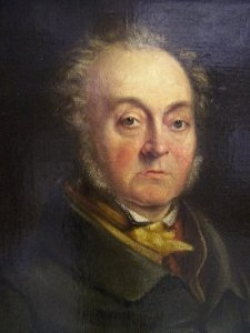 Joseph Williamson Portrait