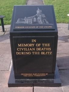 Bootle Cemetery Blitz memorial (2)