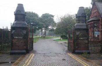 Kirkdale Cemetery