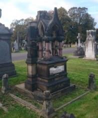 Toxteth Park Cemetery Patience Simpson Grave