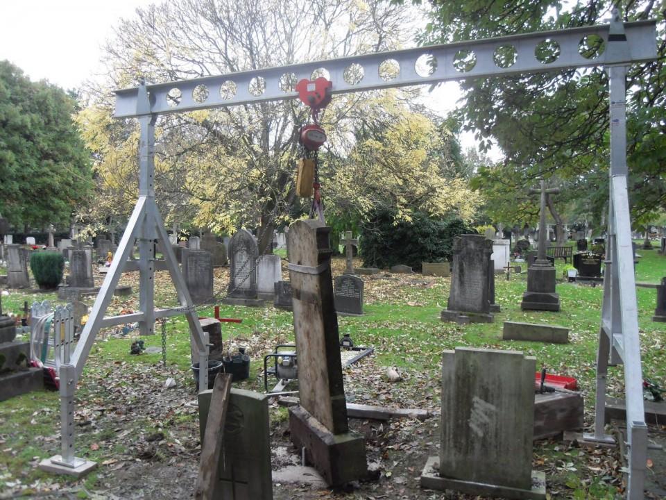 Headstone Renovation Sarsfield Memorials