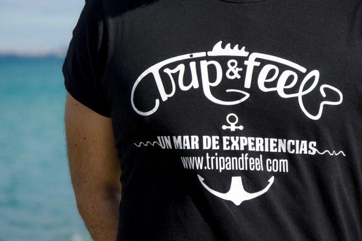 Diseño camisetas corporativas - Estudio de diseño Alicante - comunicación corporativa - agencia de publicidad Sàrsia Publicitat serigrafía