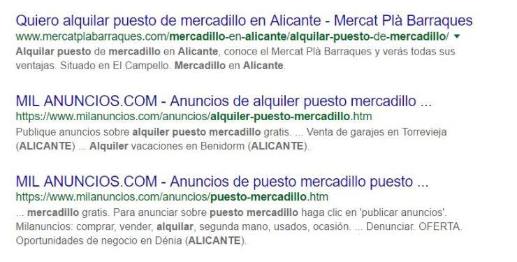 Redacción de contenidos web - posicionamiento orgánico SEO - comunicación corporativa - agencia de publicidad Alicante