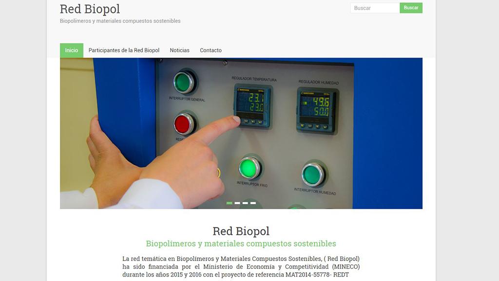 diseño web de divulgación científica - estudio diseño gráfico - productora audiovisual