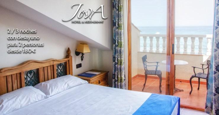 Diseño publicidad - fotografía corporativa Hotel El Campello - estudio de diseño Alicante - agencia de publicidad