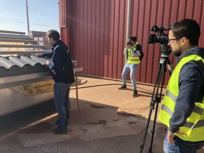 Producción de vídeo y fotografías de eventos para La Escandella