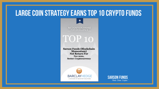 Large Coin Strategy Earns Top 10 Returns in Class